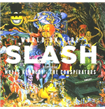 Vinil Slash - World On Fire (Blue & Yellow) (2 Lp)