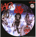 Vinil Slayer - Live Undead/hauntung The Chapel