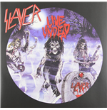 Vinil Slayer - Live Undead / Haunting The Chapel (limited Edition)