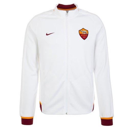 14840977b55a7 Jaqueta AS Roma 2015-2016 (Branco) Original  Compra Online em Oferta