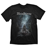 Camiseta Bloodborne 146672