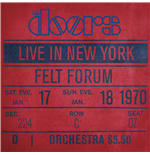 Vinil Doors (The) - Live In New York (2 Lp)