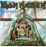 "Vinil Iron Maiden - Aces High (7"")"