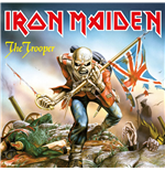 "Vinil Iron Maiden - The Trooper (7"")"