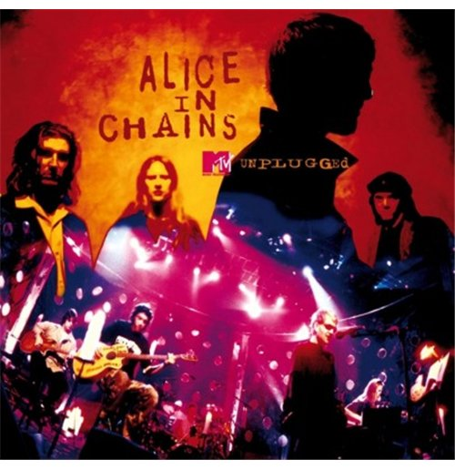 Vinil Alice In Chains - Mtv Unplugged (2 Lp)