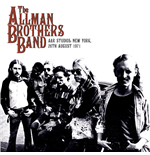 Vinil Allman Brothers Band - A&r Studios - New York 26th August 1971 (2 Lp)