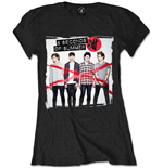 Camiseta 5 seconds of summer 147303