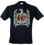 Camiseta Slayer - Silver Eagle