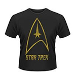 Camiseta Star Trek - Badge Logo