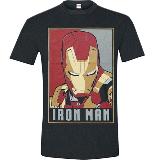 Camiseta Iron Man 147376