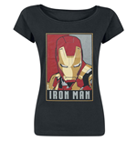 Camiseta Iron Man 147378