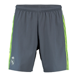 Shorts Real Madrid 2015-2016 Away (Cinza)