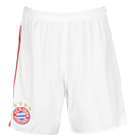 Shorts Bayern Monaco 2015-2016 Away (Branco)