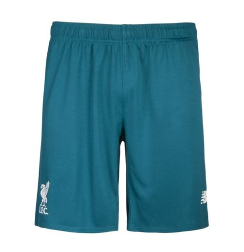 Shorts Liverpool FC 2015-2016 Away (Verde)