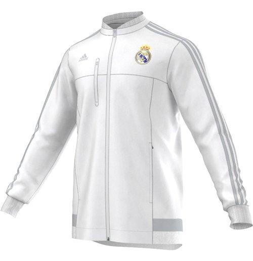 2b1cc29e1856b Compra Jaqueta Real Madrid 2015-2016 (Branco) Original
