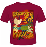Camiseta Woodstock 147627