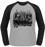 Camiseta manga longa The Avengers 147703