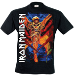 Camiseta Iron Maiden - Vampyr