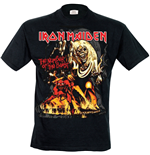 Camiseta Iron Maiden - The Number Of The Beast Graphic