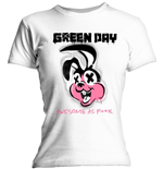 Camiseta Green Day - Road Kill
