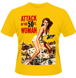 Camiseta Attack Of The 50FT Woman 148024