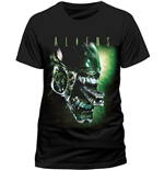 Camiseta Alien - Alien Head