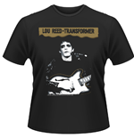 Camiseta Lou Reed  - Transformer