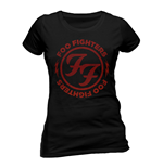 Camiseta Foo Fighters 148360