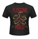 Camiseta Flogging Molly 148463