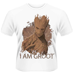Camiseta Guardians of the Galaxy - I Am Groot