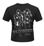 Camiseta Black Veil Brides - Shred