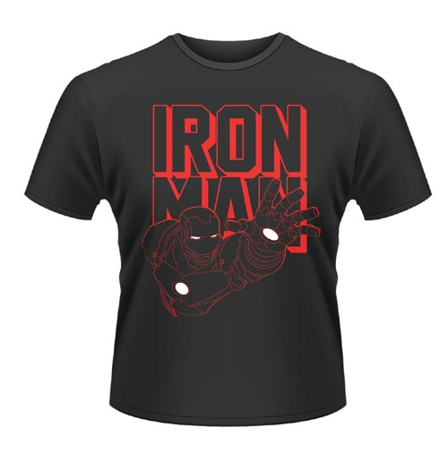 Camiseta Iron Man 148690