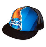 Boné de beisebol Bud Light