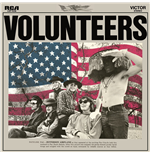 Vinil Jefferson Airplane - Volunteers