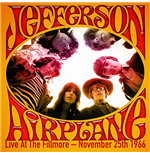 Vinil Jefferson Airplane - Live At Fillmore- November 25th 1966 (2 Lp)