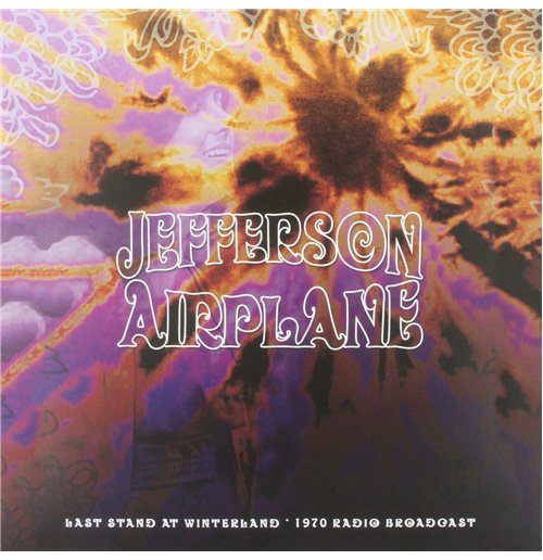 Vinil Jefferson Airplane - Last Stand At Winterland (2 Lp)