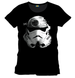 Camiseta Star Wars Stormtrooper Deathstar