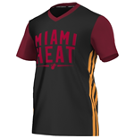 Camiseta Miami Heat (Preto)
