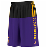 Shorts Los Angeles Lakers (Roxo)