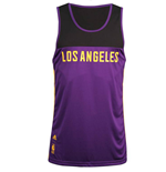 Camiseta Los Angeles Lakers (Roxo)