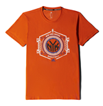 Camiseta New York Knicks (Laranja)