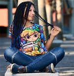Camiseta The Legend of Zelda 149509