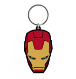 Vingadores A Era de Ultrón Chaveiro borracha Iron Man 6 cm