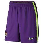 Shorts Manchester City FC 2014-2015 Third