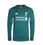 Camiseta Liverpool FC 2015-2016 Away (Verde)