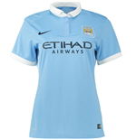 Camiseta Manchester City FC 2015-2016 Home