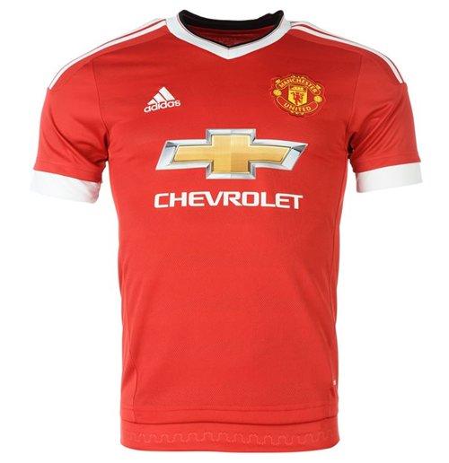 1e309785220fc Compra Camiseta Manchester United FC 2015-2016 Home Original