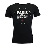Camiseta Paris Saint-Germain 2015-2016 (Preto)