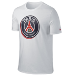 Camiseta Paris Saint-Germain 2015-2016 (Branco)