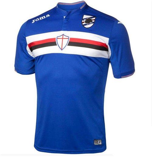 Camiseta Sampdoria 2015-2016 Home Original  Compra Online em Oferta 4928d4f95e795